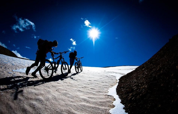 5 reasons to take a cycling/trekking holiday.